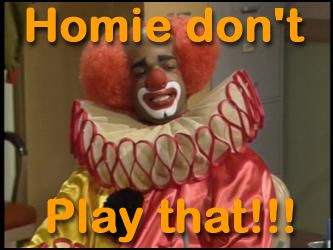 78ef56ecde6e5c84289b2c294c1988bf 33 homie the clown (in living color) lol funny!!! pinterest