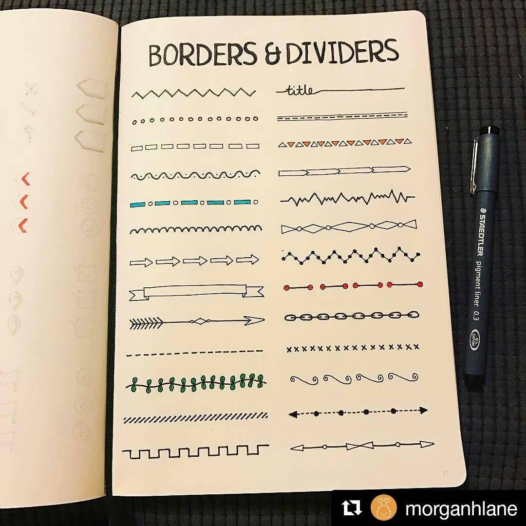 Borders and dividers ideas para el cole pinterest divider