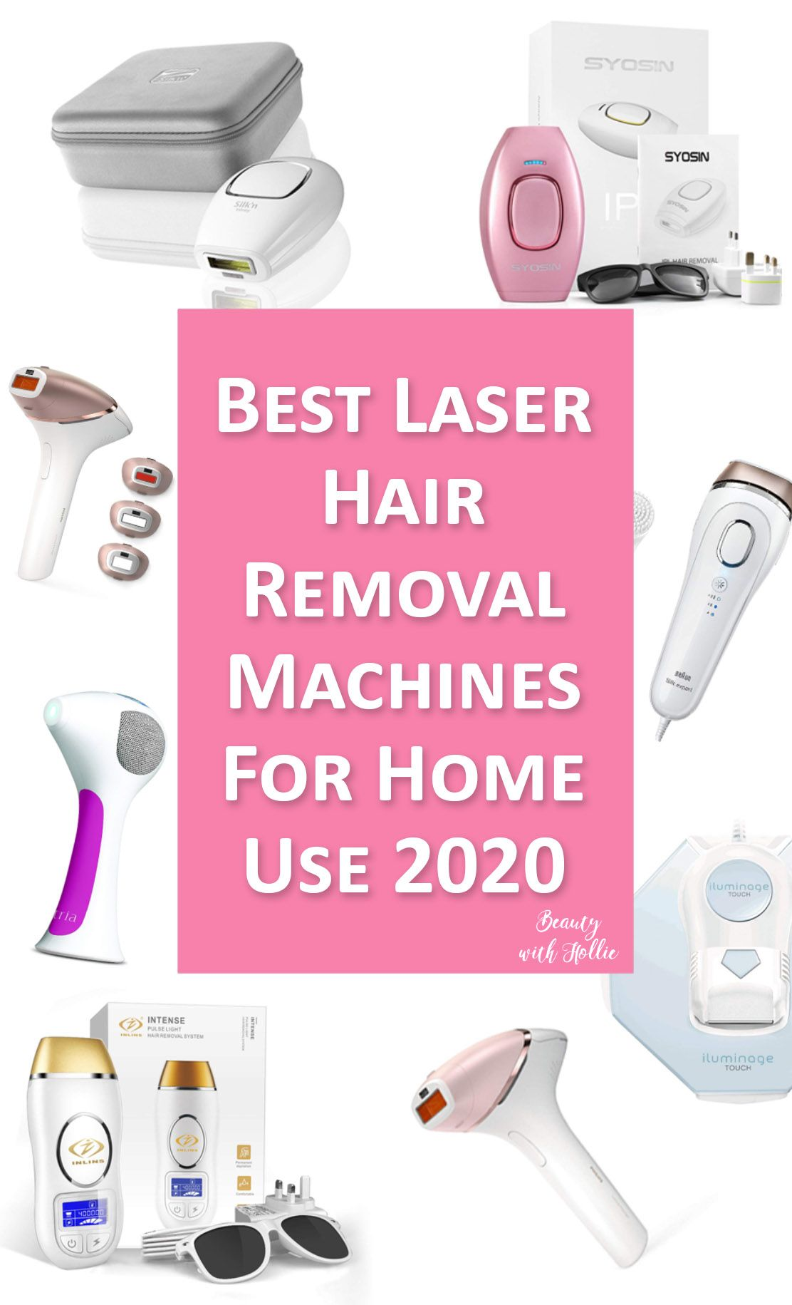 Best Laser Hair Removal Machines For Home Use 2020 In 2020 Laser Hair Removal Machine Best Laser Hair Removal Bikini Hair Removal