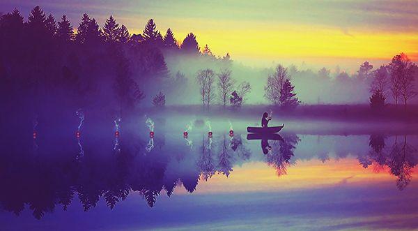 A Quiet Day in Wonderland on Behance