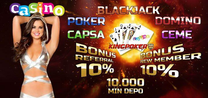 agen poker slot