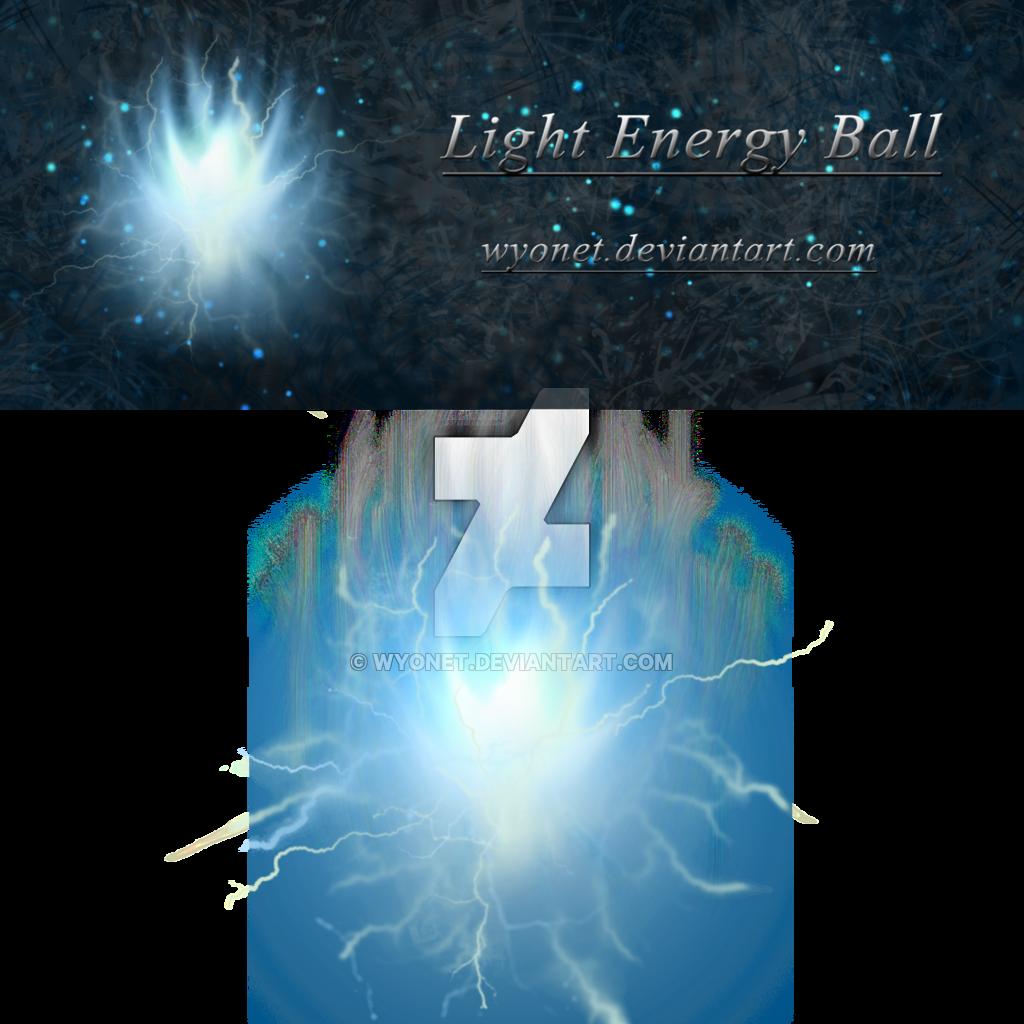 Light Energy Ball Stock Light Energy Energy Balls Energy