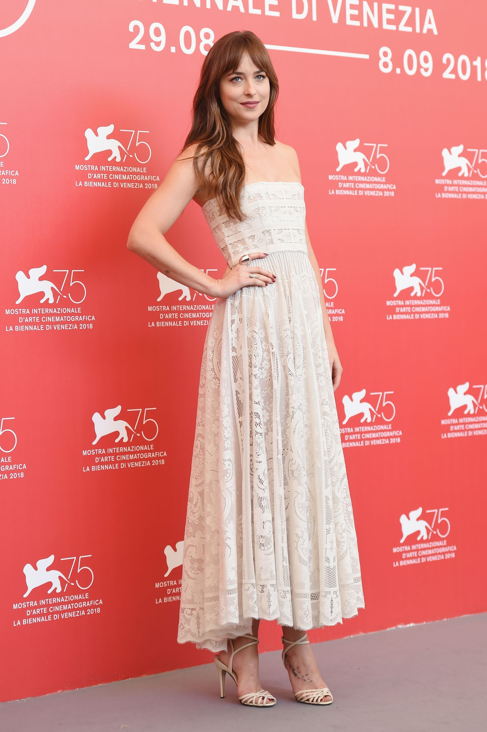 The Venice Film Festival Red Carpet Is Just As Good As
