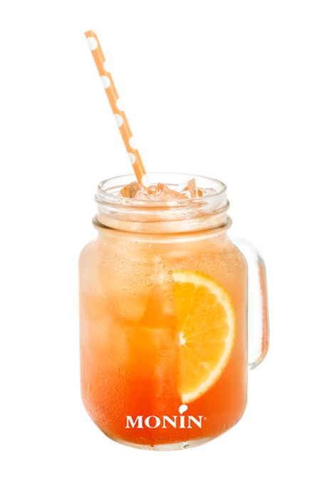 Orange Spritz Sparkling Lemonade