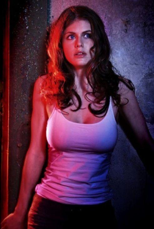 True Detective Alexandra Daddario As Lisa Tragnetti Alexandra