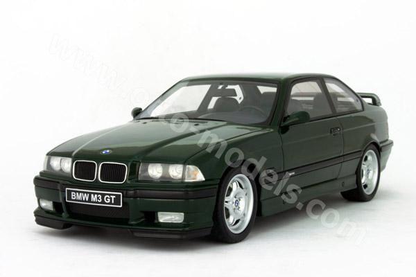 OttO: 1994 BMW M3 (E36) GT - British Racing Green (OT098) in 1:18 ...