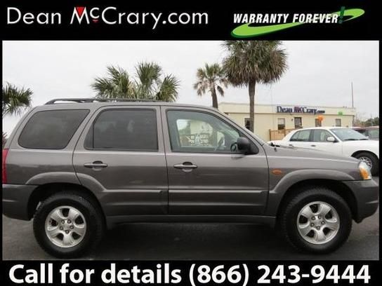 Cars for Sale: 2003 Mazda Tribute ES in Mobile, AL 36606: Sport Utility Details - 359674830 - AutoTrader.com