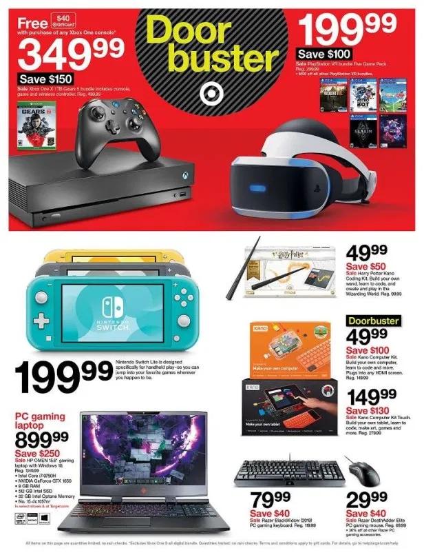 Black Friday 2019 Deals Target Ad In 2020 Black Friday Target Black Friday Ads Black Friday