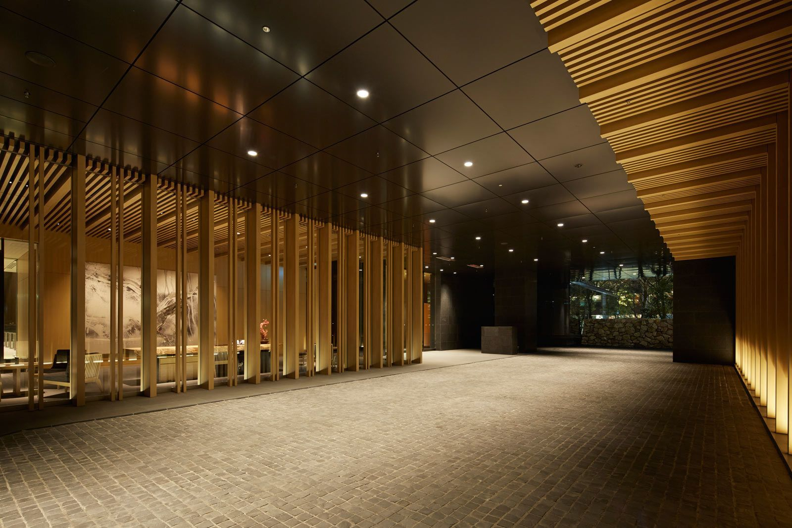 Aman Hotel Tokyo, Luxury in the Sky - Cool Hunting