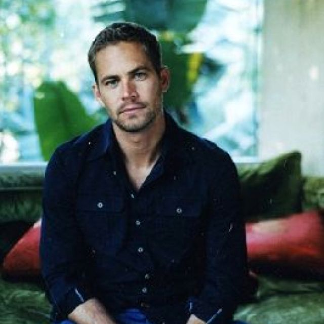 Paul walker fast and furious baby
