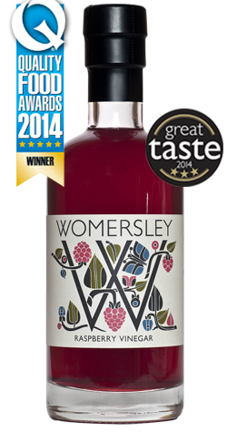 Our raspberry vinegar is bursting with berries and delivers a splash of summer flavour to iced drinks, chicken dishes and salads. But we find it's equally at home cosying up to a batter pudding or swirled into hot winter toddies.