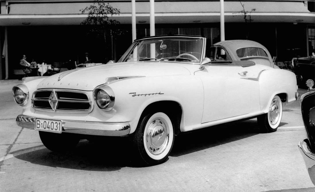 At its peak in the late 1950s, Borgward employed more than 23,000 people and had manufactured over o... - Car and Driver