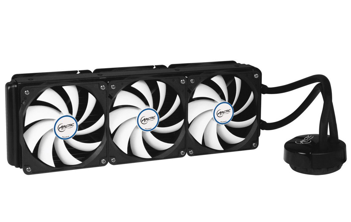Arctic Announces The Liquid Freezer 360 All In One Liquid Cpu Cooler Arctic What Is Computer Water Coolers