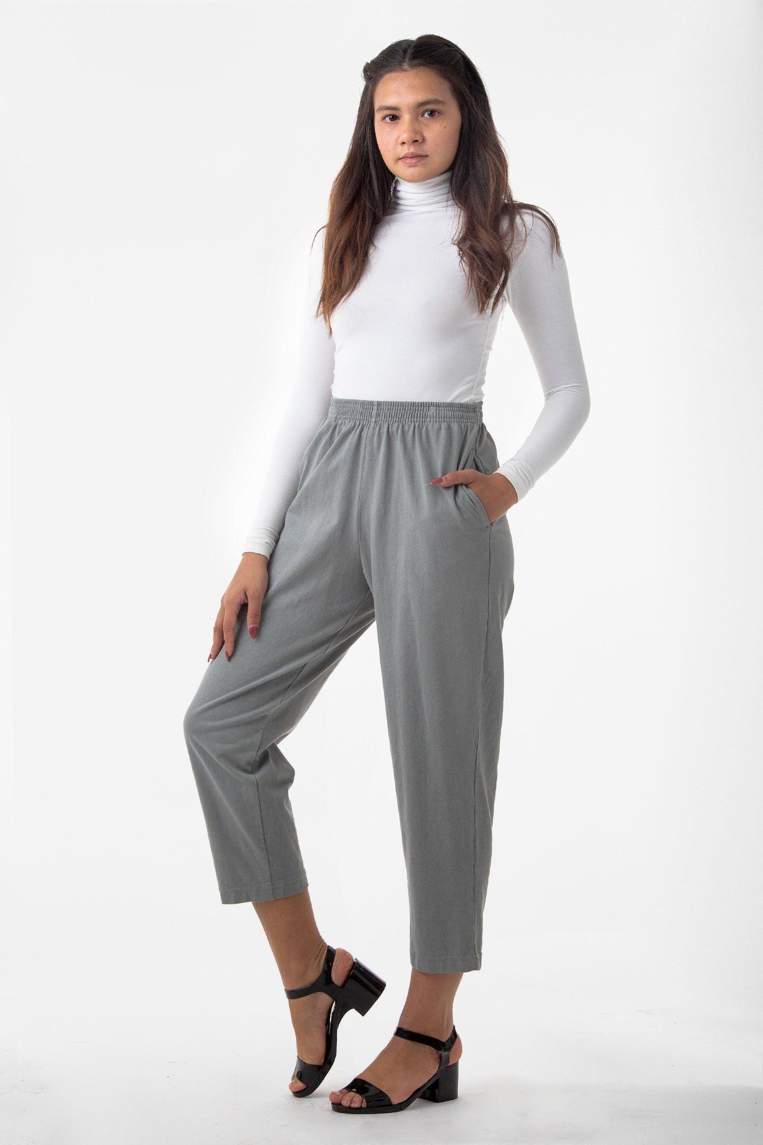 1215gd Heavy Jersey Garment Dye Casual Pants Clothes Garment Dye Casual Pants