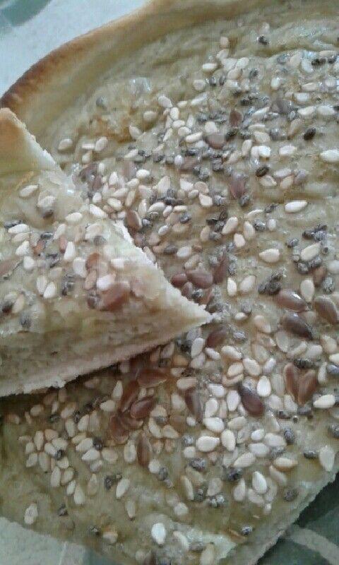 Tarta de berenjena! Para una comida liviana, nutritiva y super llenadora