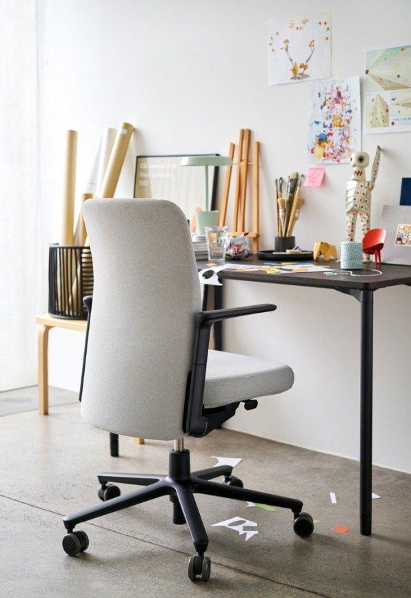 A Status Chair For People Who Are Too Cool For Status Chairs