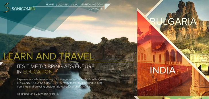 Best Travel Website Design Inspiration:  Best Web Designs - http rh:pinterest.com,Design