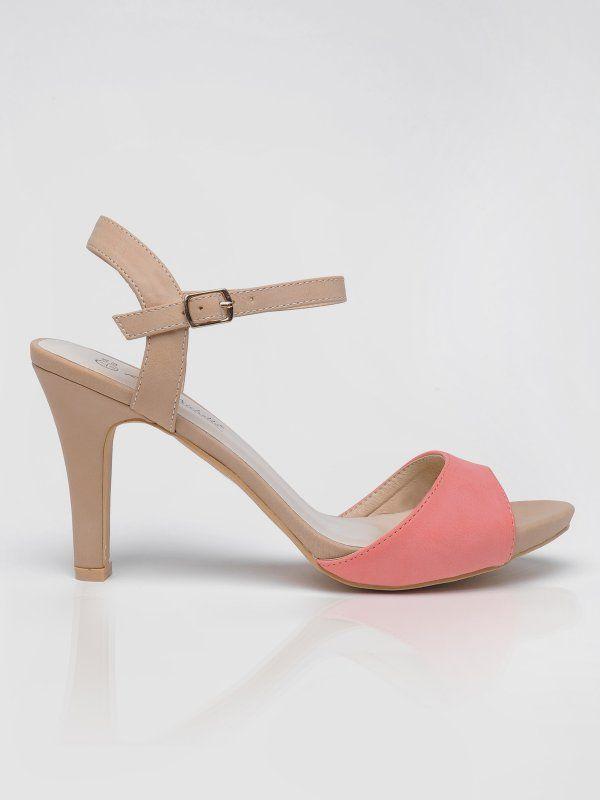 Buty Damskie Top Secret Z Kolekcji Wiosna Lato 2014 Klasyczne I Eleganckie Sandalki Na Wysokim Obcasie Kitten Heels Shoes Heels