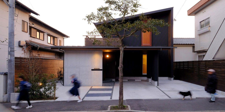 伸びやかな暮らしを育む家 鹿児島のハウスメーカー ベルハウジング 住宅 外観 ハウス 建築デザイン