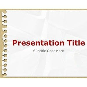 slide template powerpoint 2010