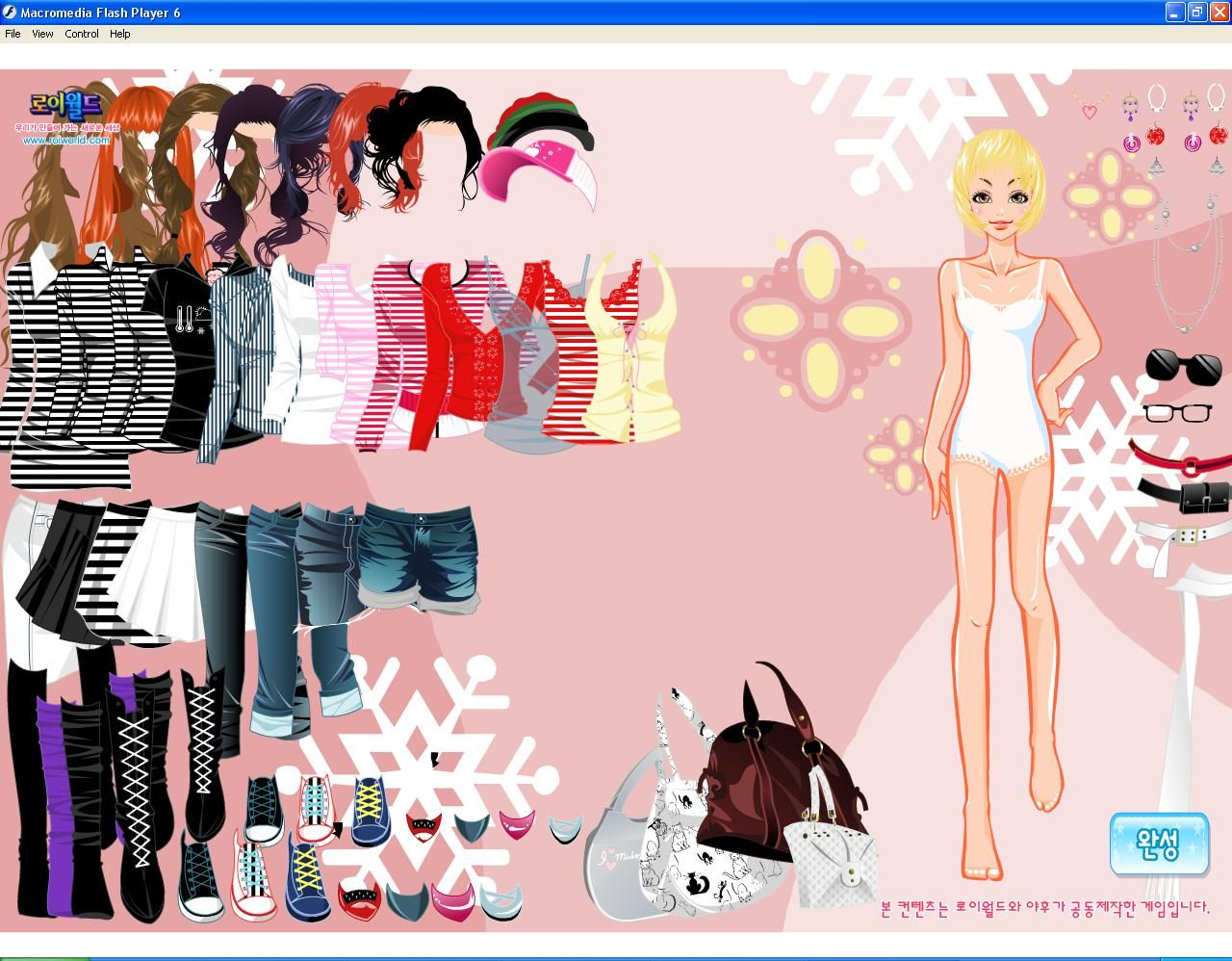 Dress up games, fashion and makeover games. Dress up girls ...