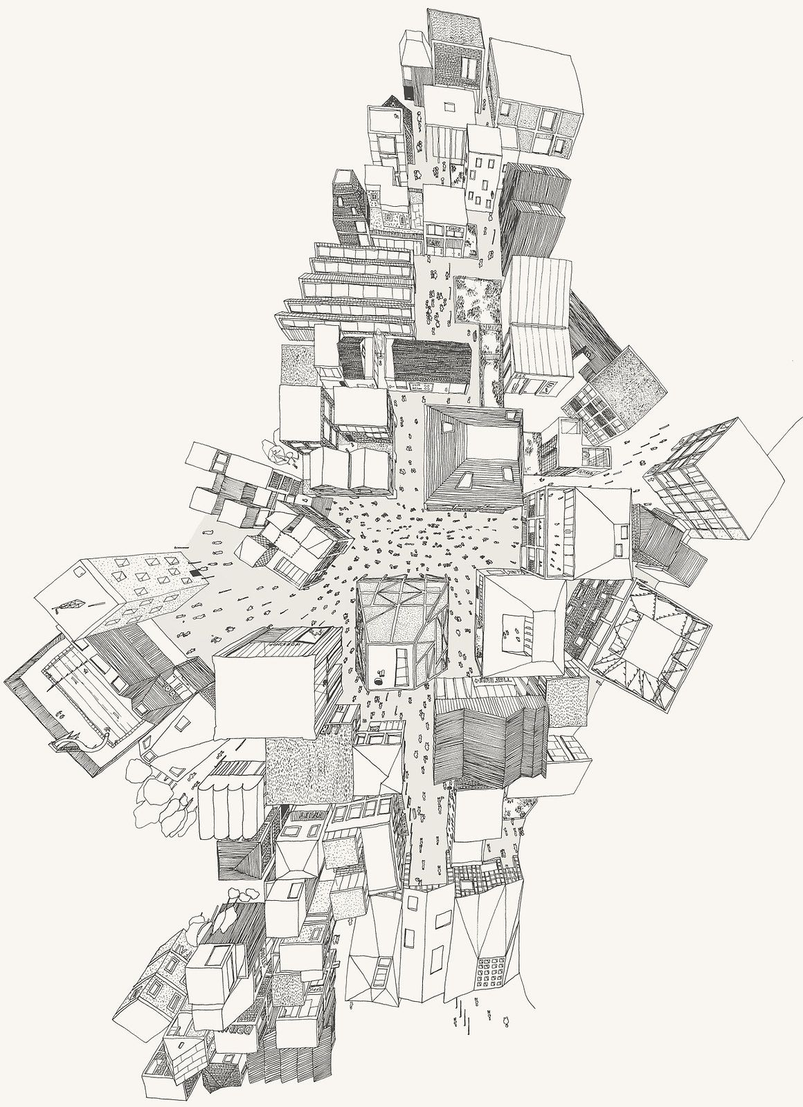 A Future High Street By Neil Michels Studio 7 Sheffield