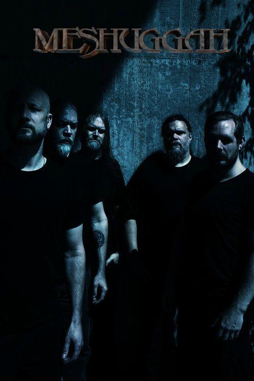 28 Best Meshuggah Images Extreme Metal Heavy Metal Metal