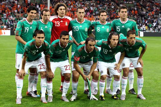 FIFA World Cup 2014 Brazil Mexico Mexico was knocked out of the World Cup  today c11b61d9e