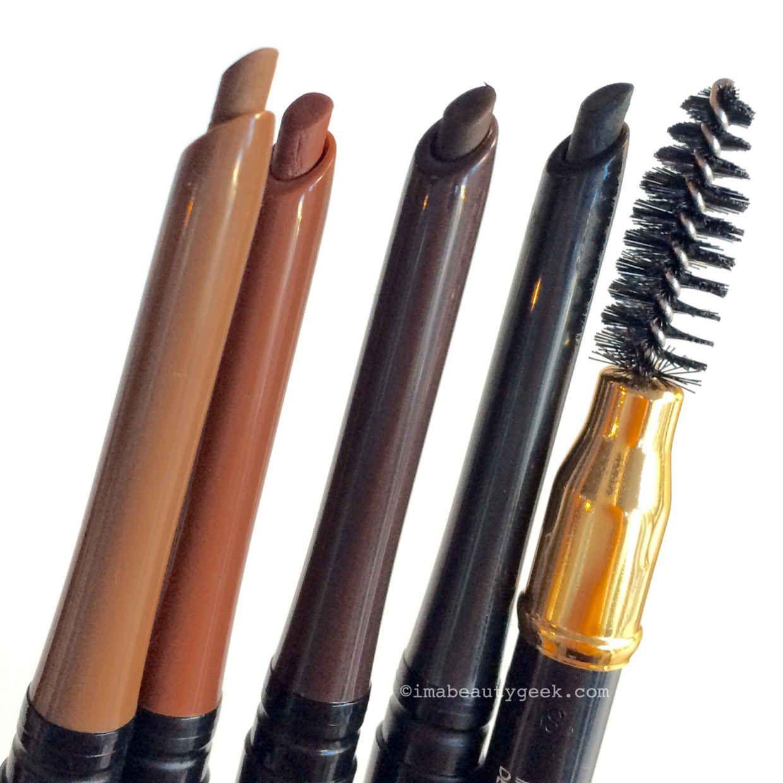 Revlon Colorstay Brow Pencils Include Soft Black Revlon