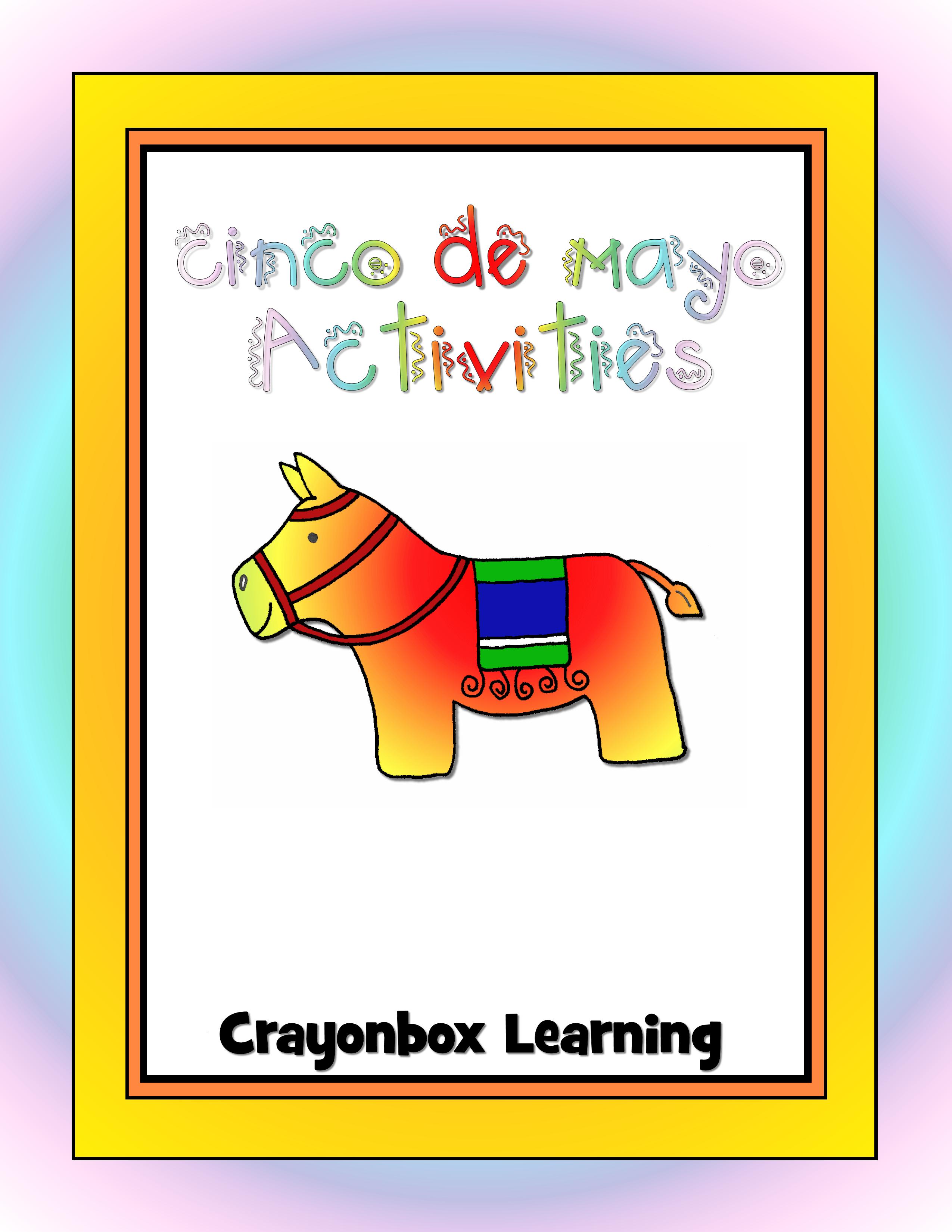 Publishers Crayonbox Learning Cinco De Mayo