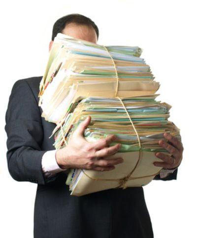 Combien De Temps Conserver Ses Papiers Papier Administratif