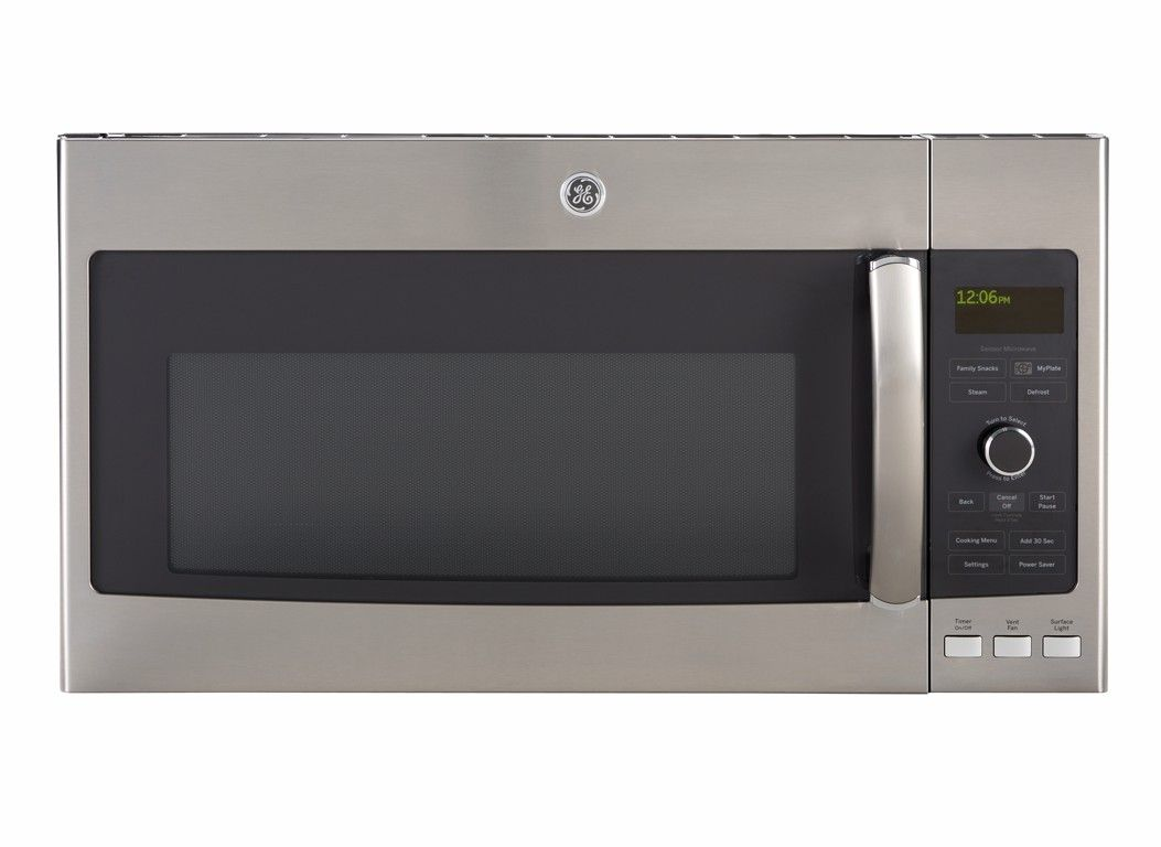 Ge Profile Pvm9215sfss Information From Consumer Reports Kitchen Ventilation Microwave Range Hood