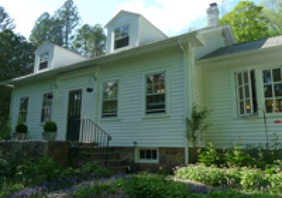 4 weeks #housesitting in New England, July-August 2015
