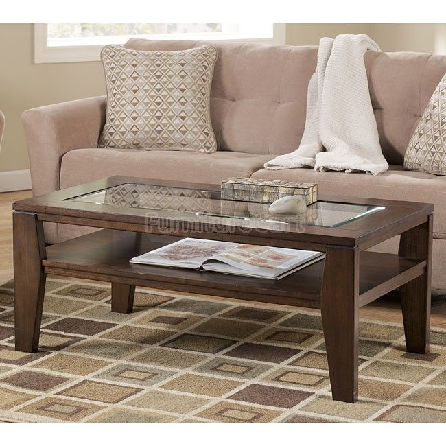 Best Deagan Rectangular Cocktail Table Living Room Table Sets 640 x 480
