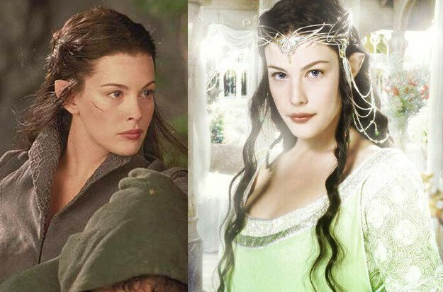 Which Heroine Should You Cosplay For Comic Con-You got: Arwen Undómiel Like Arwen, you're sweet and dependable, with a backbone of steel. Cosplaying her will make you the Evenstar of Comic Con, and easily one of the most recognizable and beautiful people there.
