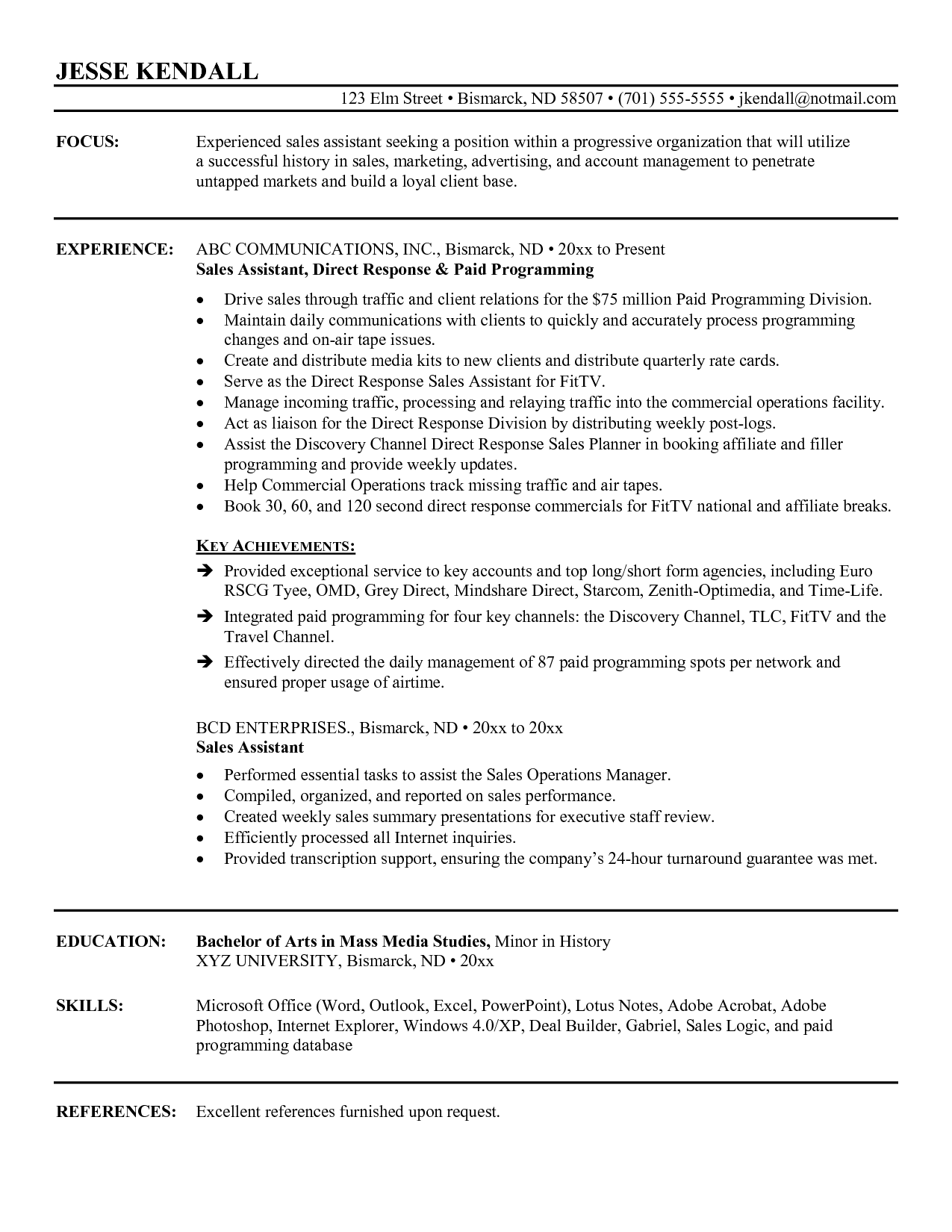 retail assistant resume template 28 images cover letter