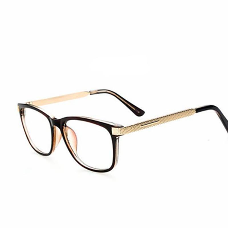 a74b13949dac Eyeglass Frames Retro Men Women clear Designer Eyewear Frame Optical Eye  Glasses Frame armacao para Oculos