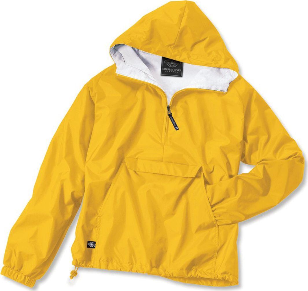 9d4b5909ac0c Charles River Mens Classic Hooded Packable Windbreaker Jacket. 9905 ...