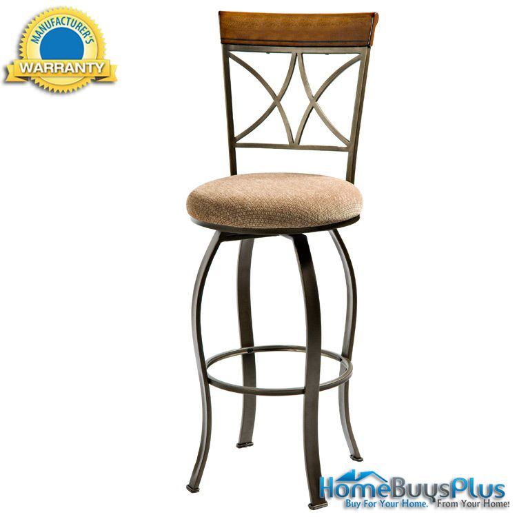 Hamilton Swivel Bar Stool 117 00 Bar Stools