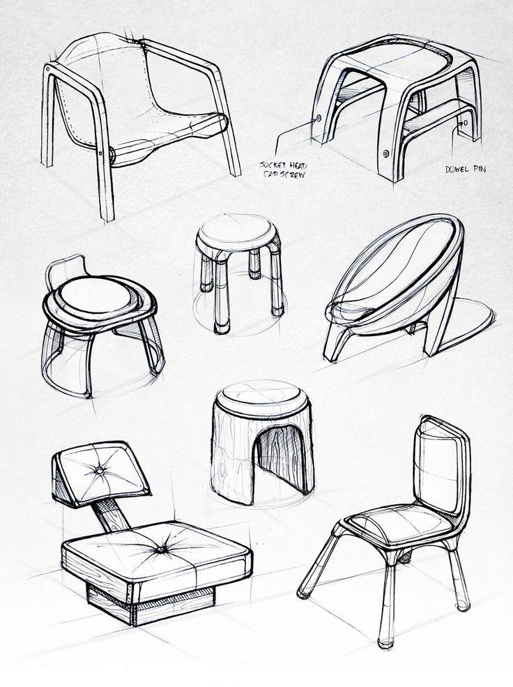 Pin von sabine heuschneider auf sketches pinterest for Raumgestaltung zeichnen