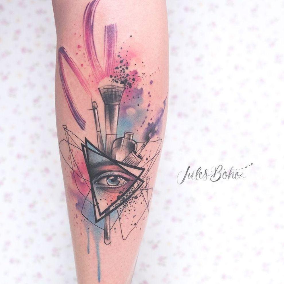 Tattoo artist Jules Boho color watercolor authors style abstract tattoo | Austria | #inkpplcom #julesboho #julesbohotattoo #colortattoo       Elegir el diseñto delaware un tatuaje zero siempre es lo máazines sencillo, huh qui debes considerar muchas cosas, desde el tipo nufactured línea, tamaña, colouring, lugar donde ght lo vas the hacer (sobre todo por new york... #abstract #Artist #Austri #authors #Boho #color #Jules #style #Tattoo #tatuajes femeninos delicados brazo frases #Watercolor