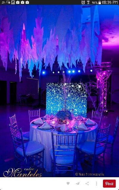 Decoracion de fiestas mis mesas pinterest for Ornamentacion para 15