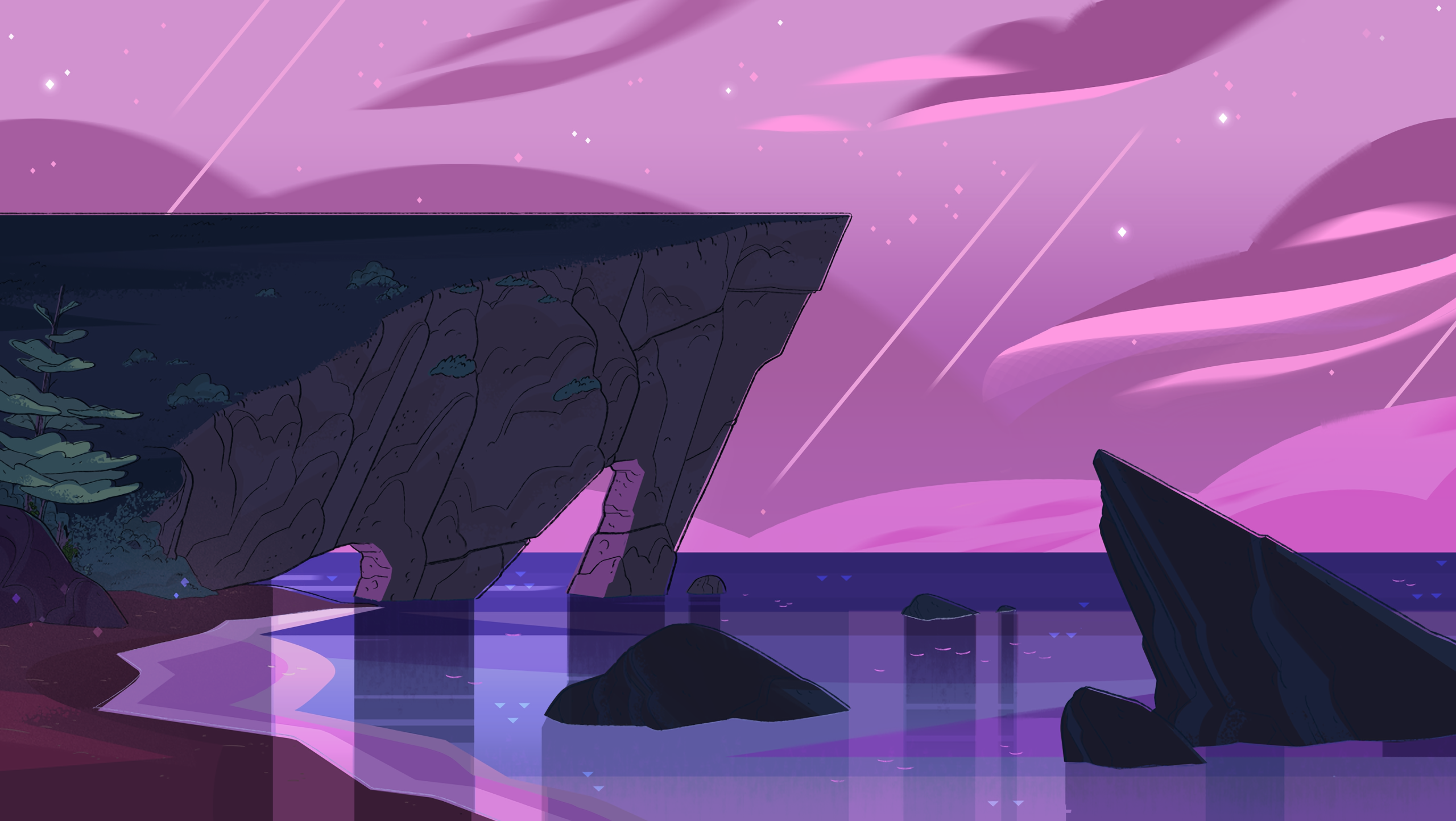High Res Steven Universe Backgrounds pt. 2