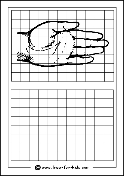 Grid Drawing Worksheets With Pictures For Drawing Practice In 2020 Art Worksheets Drawing Grid Drawing Practice