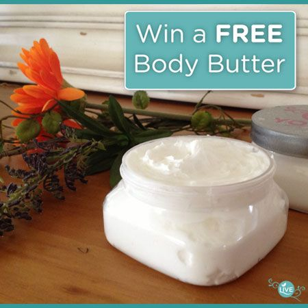 verybody LOVES Shea Body Butter. Submit the form on our Products Giveaway Section for a chance to win: https://www.facebook.com/pages/Live-Cool-Natural-Triple-Action-Menopause-Symptom-Relief/350053655075469