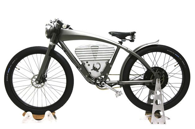 Official: Icon branches out into electric bicycles with new E-Flyer