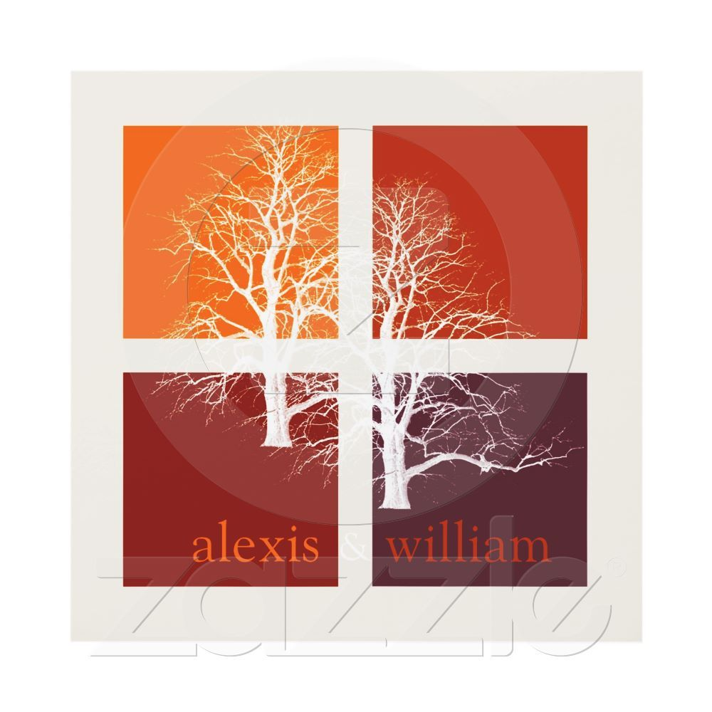 Elegant Fall Leaves Wedding Invitations Elegant Weddings And Wedding