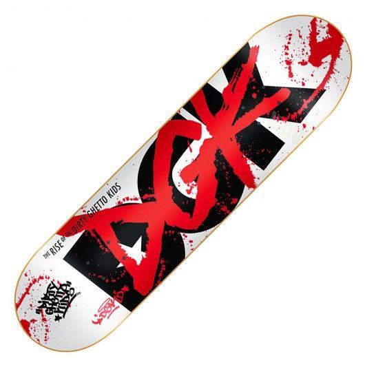 DGK Rise white plateau de skate pro 8 pouces 70,00 € #skate #skateboard #skateboarding #streetshop #skateshop @playskateshop