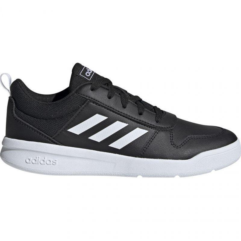 Buty Adidas Tensaur K Jr Ef1084 Czarne Adidas Girls Sneakers Junior Shoes