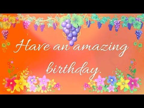 Birthday wishes for someone special greetings messages animation birthday wishes for someone special greetings messages animation happy birthday whatsapp video m4hsunfo
